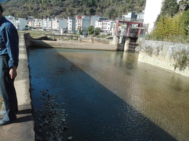 隆林县城区净水厂引水项目